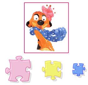 Пазлы и пятнашки онлайн для детей и взрослых
