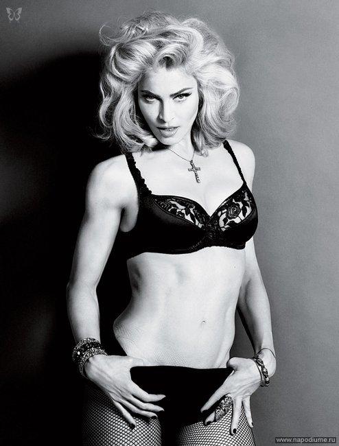 новые фотографии Певица Мадонна