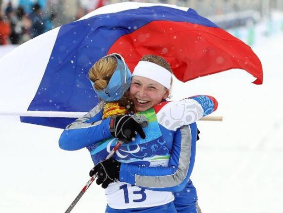 Параолимпийские игры в Ванкувере 2010 выше знамя русского спорта
