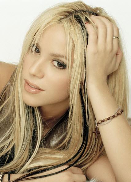 новые фотографии Певица Шакира