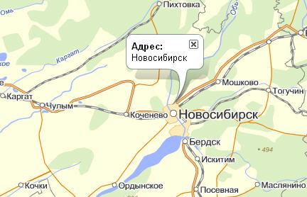 Как поставить интерактивную Яндекс карту на сайт